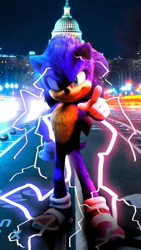 sonic  hedgehog poster    ultra hd mobile