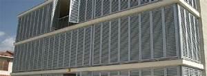 Volets En Aluminium : volet battant persienne en aluminium ~ Melissatoandfro.com Idées de Décoration