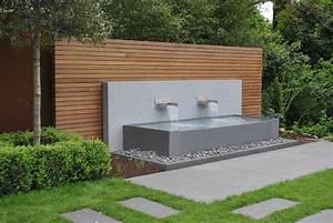 Gartenbrunnen Kusser Granit