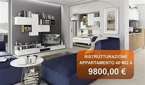 Ristrutturazione Appartamento a Roma 40 mq a 9800