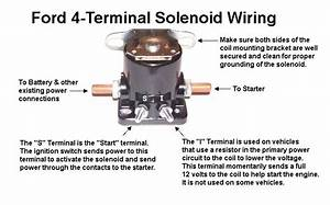 Remote Switch For Starter Solenoid