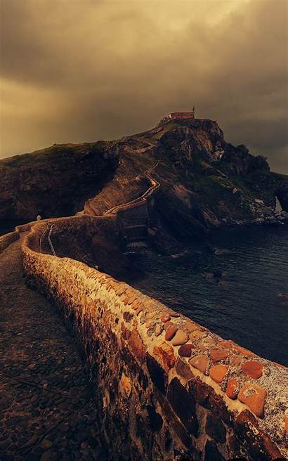 Lighthouse Bridge Rock Resolution Published August Wallpapers