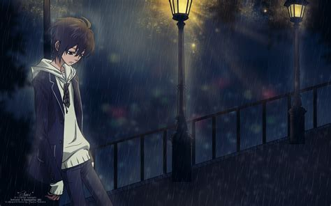 Anime Alone Boy Wallpapers - miharu rokujo images miharu hd wallpaper and background