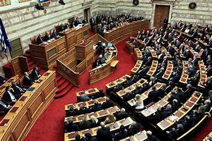Greek government in peril as parliament fails to elect new ...