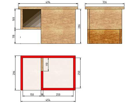 comment faire une cabane dans une chambre nichoirs pour canards et cygnes