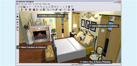 great bedroom design program     process