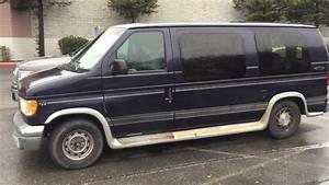 Camper Van - Inside Of 2000 Ford E150 Econoline