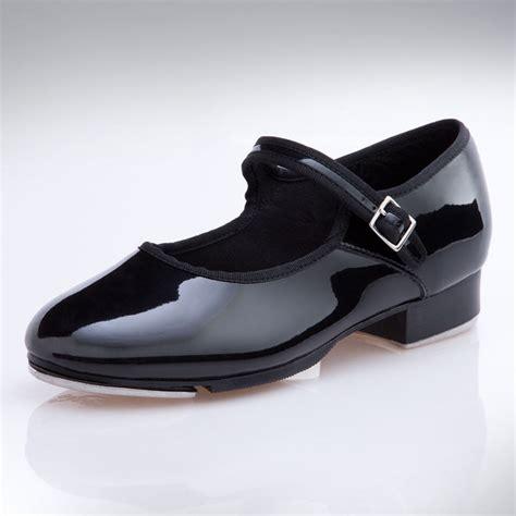 capezio adult mary jane tap shoes patent