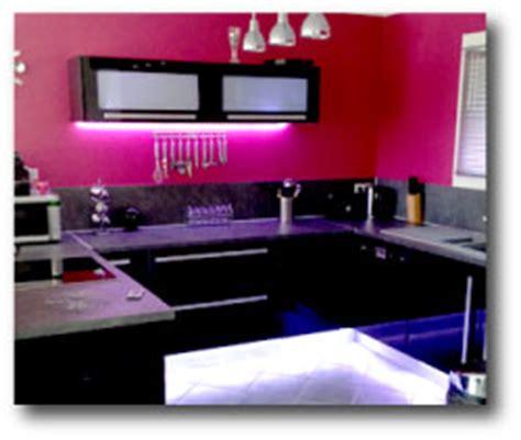 led plinthe cuisine led blanc chaud kit 5m avec alimentation