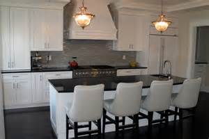 Custom Kitchen Island Cost Custom Transitional Kitchen Cabinetry By Arbour Design