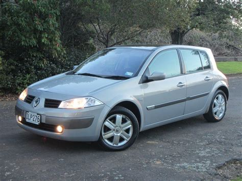 2003 Renault Megane Ii Pictures Information And Specs