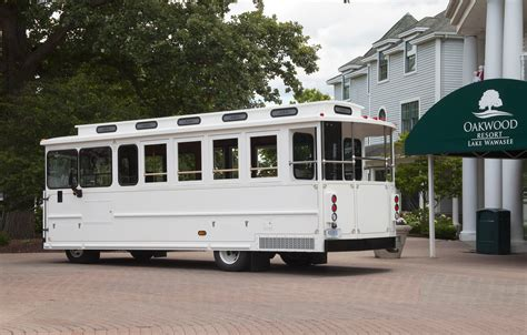 Wedding Trolley for Sale - Specialty Vehicles