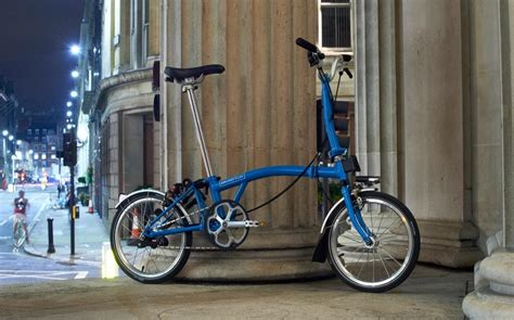 Best Brompton Bike Brompton Folding Bicycle Review A Middle Aged S