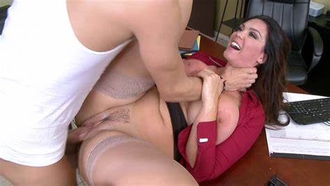 Pierced Moms Pounding On The Office Showing Porn Images For Alison Tyler Fuck
