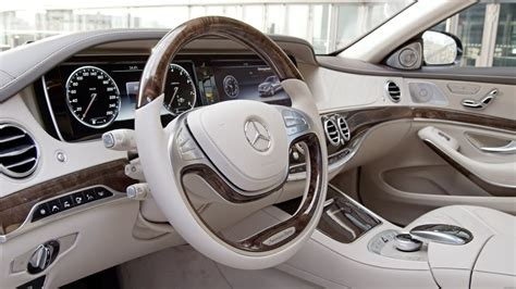 maybach  class  interior youtube