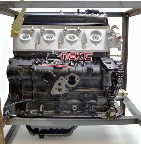 toyota  engine long block motor complete forklift ebay