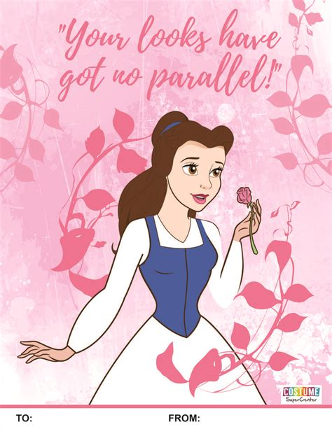 Best Belle Beauty The Beast Printables Images