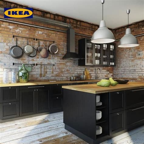 cuisine laxarby ikea kitchen ikea laxarby 3d model