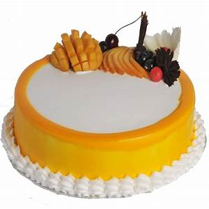 Mango Cake Fresh Cakes Delivered Chennai City Free