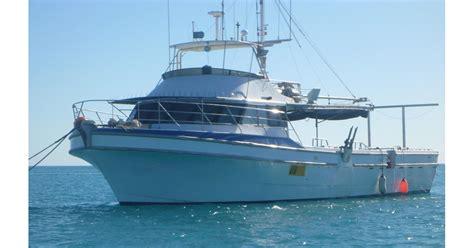 Tuna Boats For Sale Australia by Marko Sambrailo Range Fish Trapping For Sale Trade