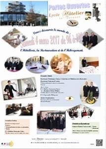 Journée portes ouvertes au lycée hôtelier du Touquet le 4 mars