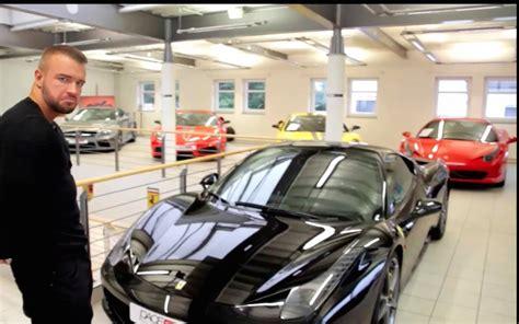 Kollegah & Farid Bang Kaufen Sich Ein Bugatti & 3 Ferrari