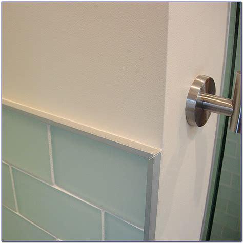 Kitchen Molding Ideas - ceramic wall tile edge trim home decorating ideas