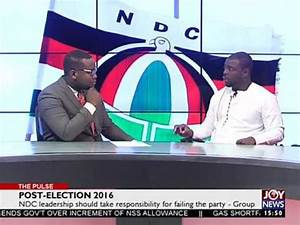 Post Election 2016 - The Pulse on Adom TV (22-12-16) - YouTube