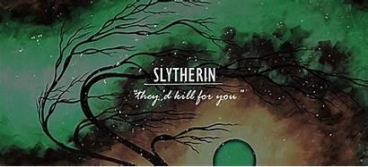 Potter Harry Slytherin Hogwarts Aesthetic Draco Wattpad