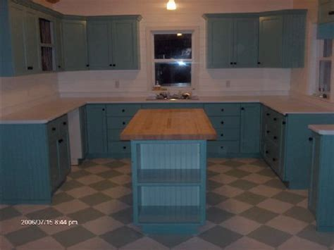 Teal Painted Kitchen Cabinets by Any Teal Paint Suggestions
