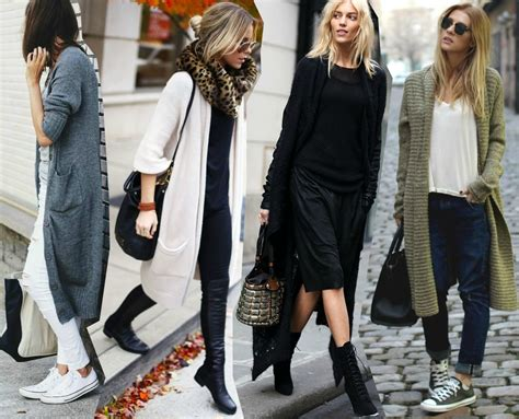 Cardigan-how To Wear Long Cardigans