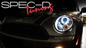 Specdtuning Installation Video  2007 And Up Mini Cooper