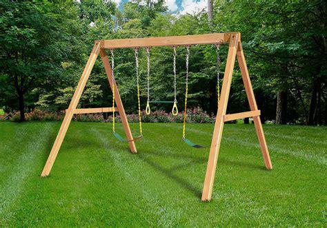 standing swing beam  swings diy kit