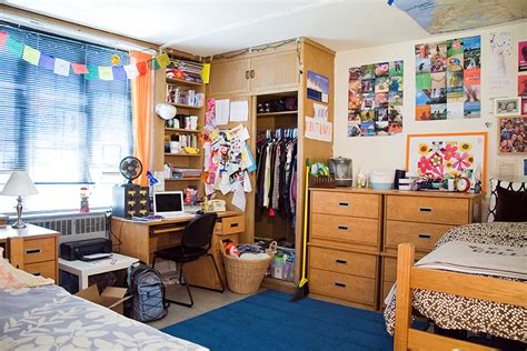 college dorm feel  home residence style