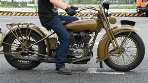 Vintage Harley-davidson Jd 1926  U8d70 U884c