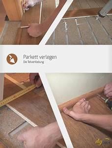 Parkett Verlegen Anleitung : parkett verlegen die teilverklebung anleitung ~ Michelbontemps.com Haus und Dekorationen