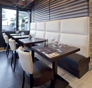 Banquette Sur Mesure : banquette haut dossier sur mesure lepage mobiliers ~ Premium-room.com Idées de Décoration