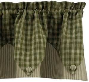 contemporary window valances country style kitchen valance curtains by park designs pine