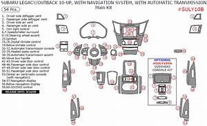 2011 Subaru Outback Wiring : 2010 2011 subaru outback main dash interior trim kit w ~ A.2002-acura-tl-radio.info Haus und Dekorationen
