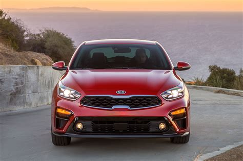 The New 2019 Kia Forte Is Unquestionably Good Looking