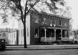 The Old Pickett House Of Albert J Pickett Is Now Home To