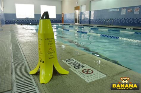 caution floor banana sign floor safety statistics banana products