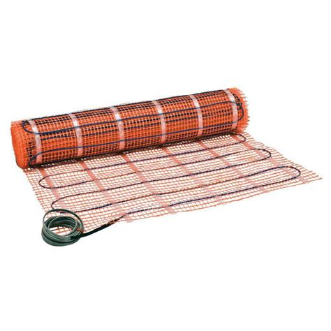 Suntouch Floor Warming Mat by Shop Watts Suntouch 6 Ft X 30 In Suntouch Radiant Floor