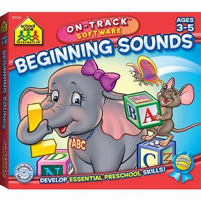 Beginning Track Software Sounds Reading Skills Zone