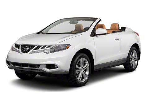 2011 Nissan Murano Crosscabriolet Values- Nadaguides