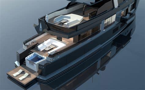 Yacht Innen by Luxus Yacht Und Boot Design Projekt Sleeker Newcruise