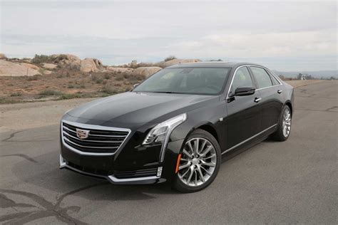 Cadillac Car by 2016 Cadillac Ct6 Review Autoguide