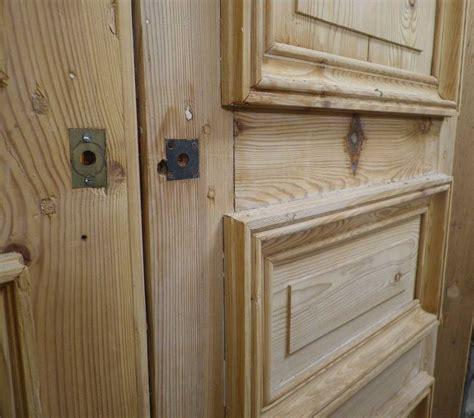 telematin cuisine c2v14 porte d 39 interieur 2 vantaux en pin