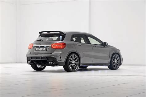 45 amg tuning 400ps brabus mercedes gla 45 amg is our of small suv