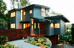 Attractive, Exterior, House, Paint, Colors, With, Modest, Homes